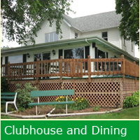 Clubhouse and Dining